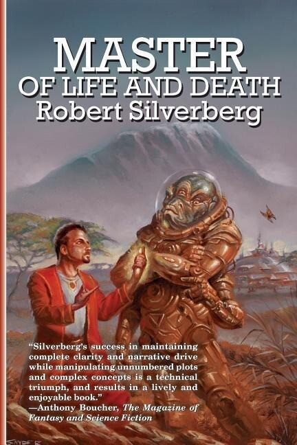 Master of Life and Death als Taschenbuch