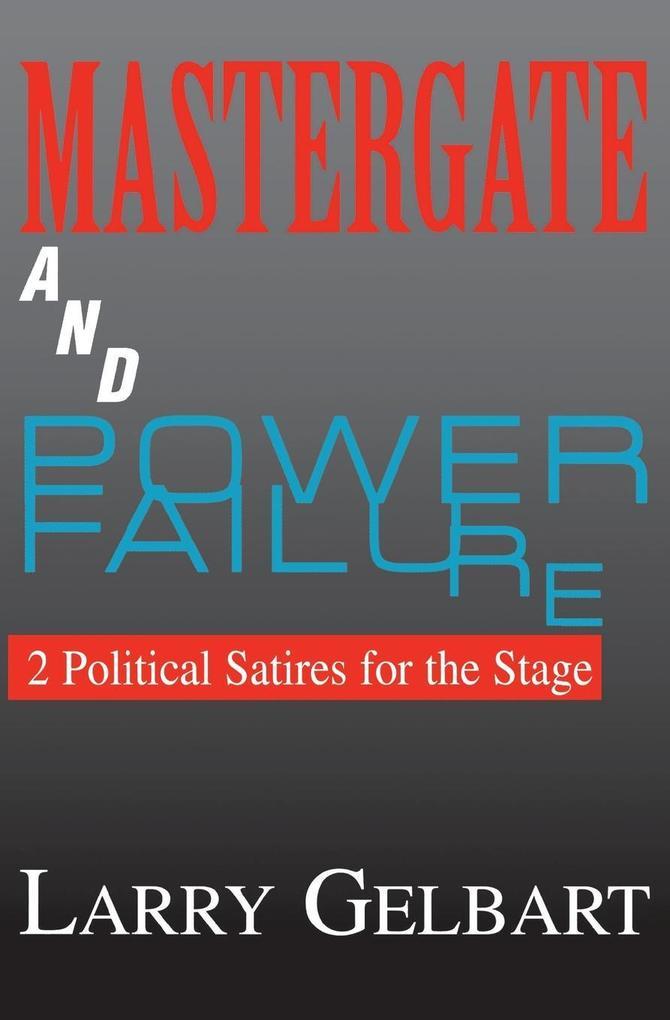 Mastergate and Power Failure als Taschenbuch