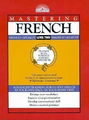 Mastering French, Level 2: Book Only als Taschenbuch