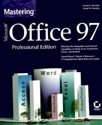 Mastering Microsoft Office 97 als Taschenbuch