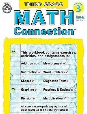 Math Connection, Grade 3 als Taschenbuch