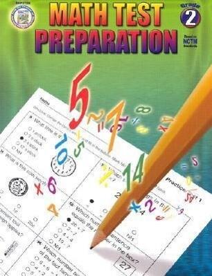 Math Test Prep als Taschenbuch