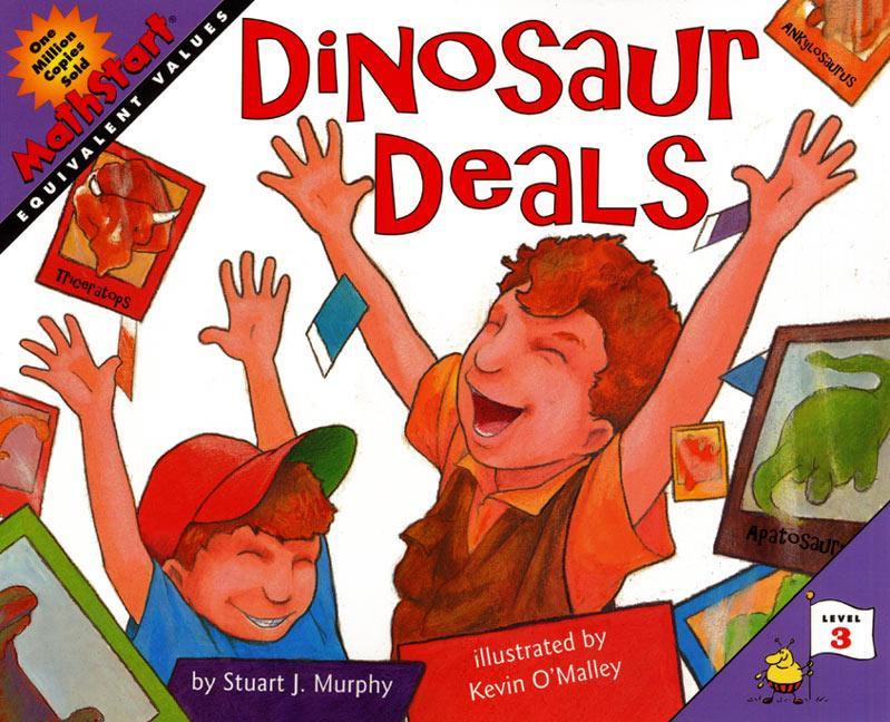 Dinosaur Deals: Equivalent Values als Taschenbuch