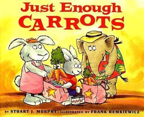 Just Enough Carrots: Comparing Amounts als Taschenbuch