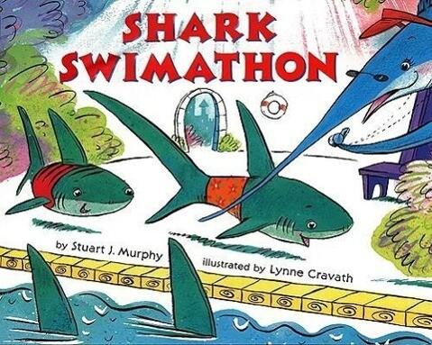 The Shark Swimathon als Taschenbuch