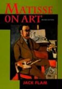 Matisse on Art, Revised Edition als Taschenbuch