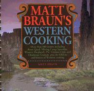 Matt Braun's Western Cooking als Taschenbuch