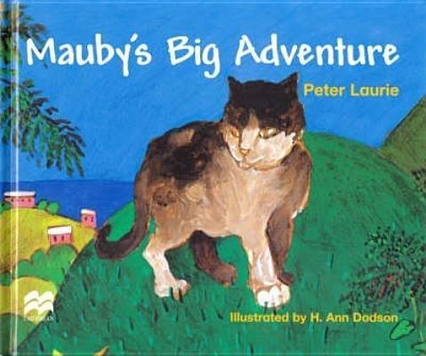 Mauby's Big Adventure als Buch
