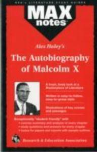 Autobiography of Malcolm X as Told to Alex Haley, the (Maxnotes Literature Guides) als Buch