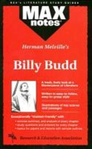 Billy Budd (Maxnotes Literature Guides) als Taschenbuch
