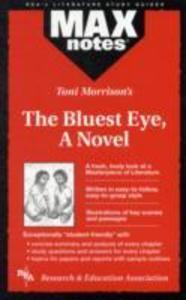 """""""Bluest Eye"""", a Novel als Taschenbuch"""