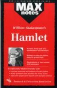 Hamlet (Maxnotes Literature Guides) als Taschenbuch