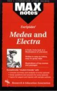 """Euripides' """"Electra"""" and """"Medea"""" als Buch"""