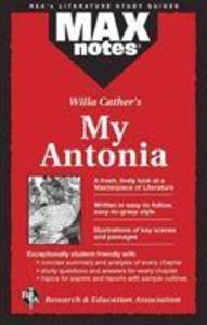My Antonia als Taschenbuch