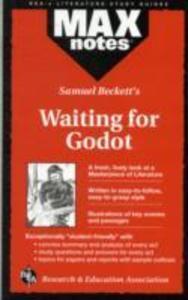 Waiting for Godot (Maxnotes Literature Guides) als Taschenbuch