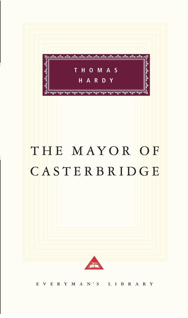 The Mayor of Casterbridge als Buch
