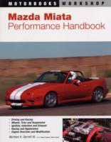 Mazda Miata Performance Handbook als Taschenbuch