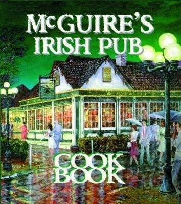 McGuire's Irish Pub Cookbook als Buch