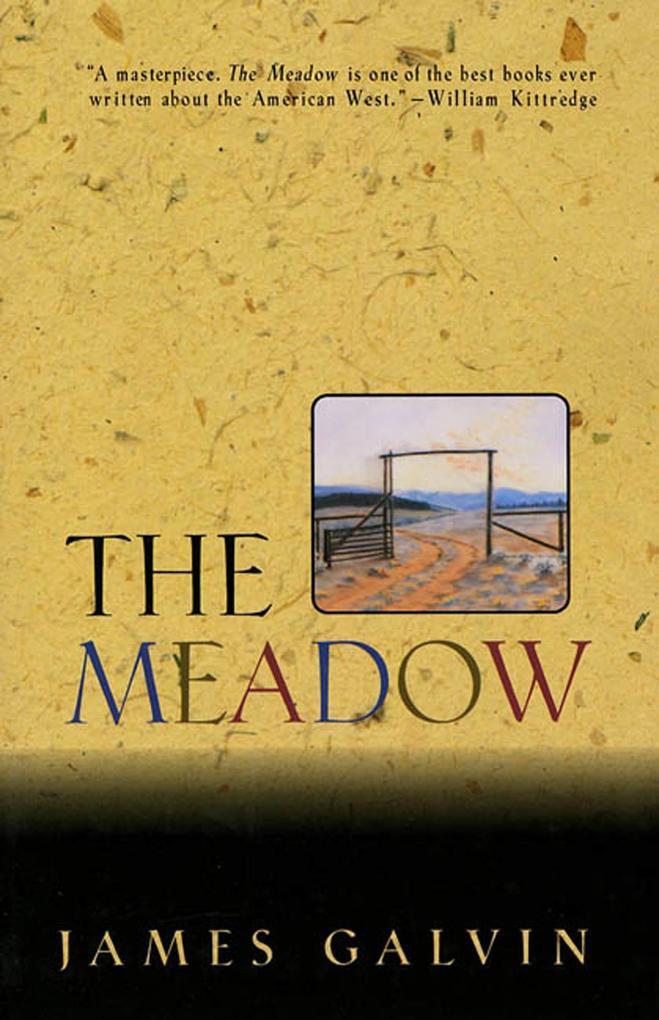 The Meadow als Taschenbuch