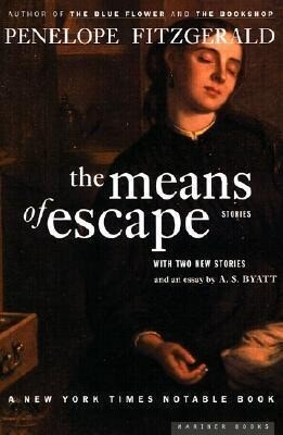 The Means of Escape als Taschenbuch