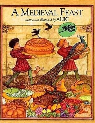 A Medieval Feast als Taschenbuch