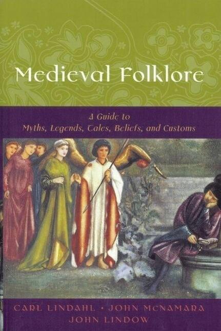 Medieval Folklore als Buch
