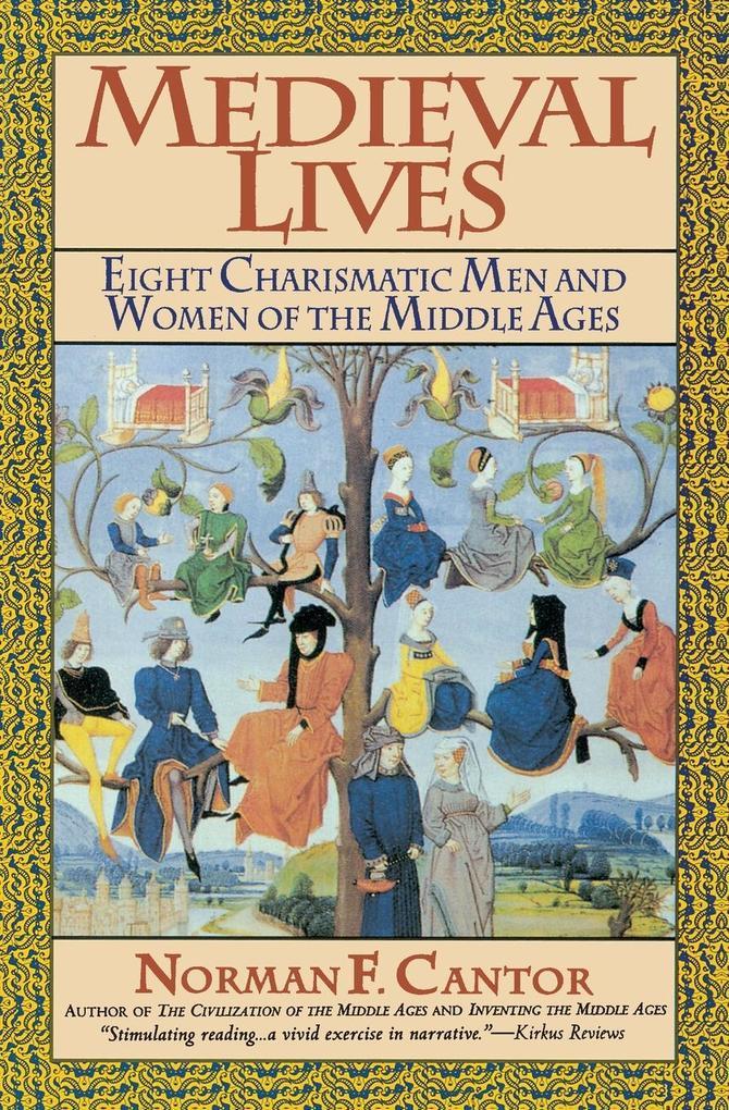 Medieval Lives als Taschenbuch