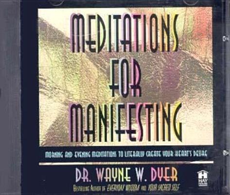 Meditations For Manifesting als Hörbuch