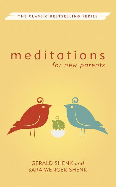 Meditations for New Parents, New Edition als Taschenbuch