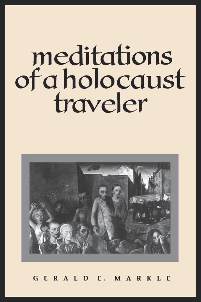 Meditations of a Holocaust Travele als Taschenbuch