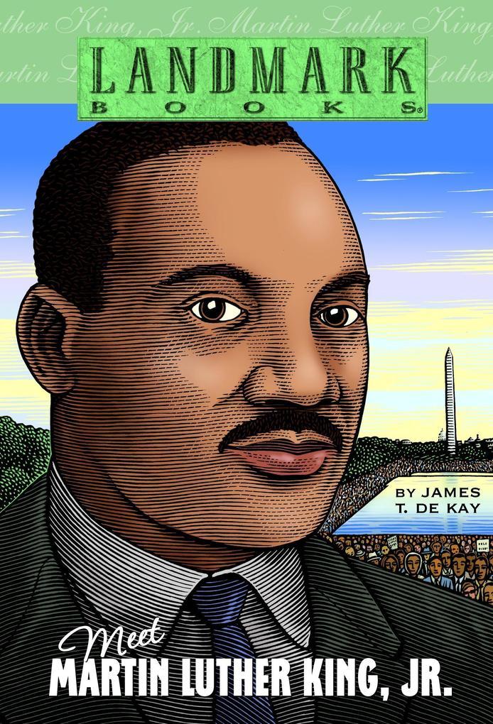 Meet Martin Luther King, Jr. als Taschenbuch