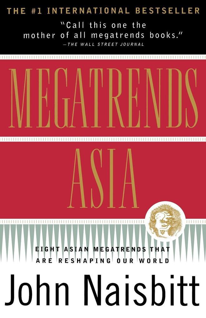 Megatrends Asia als Taschenbuch
