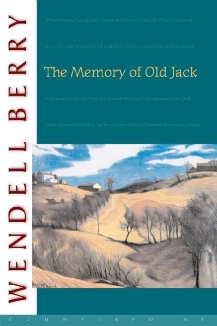 Memory of Old Jack als Taschenbuch