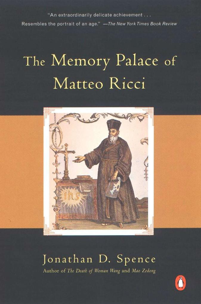 The Memory Palace of Matteo Ricci als Taschenbuch