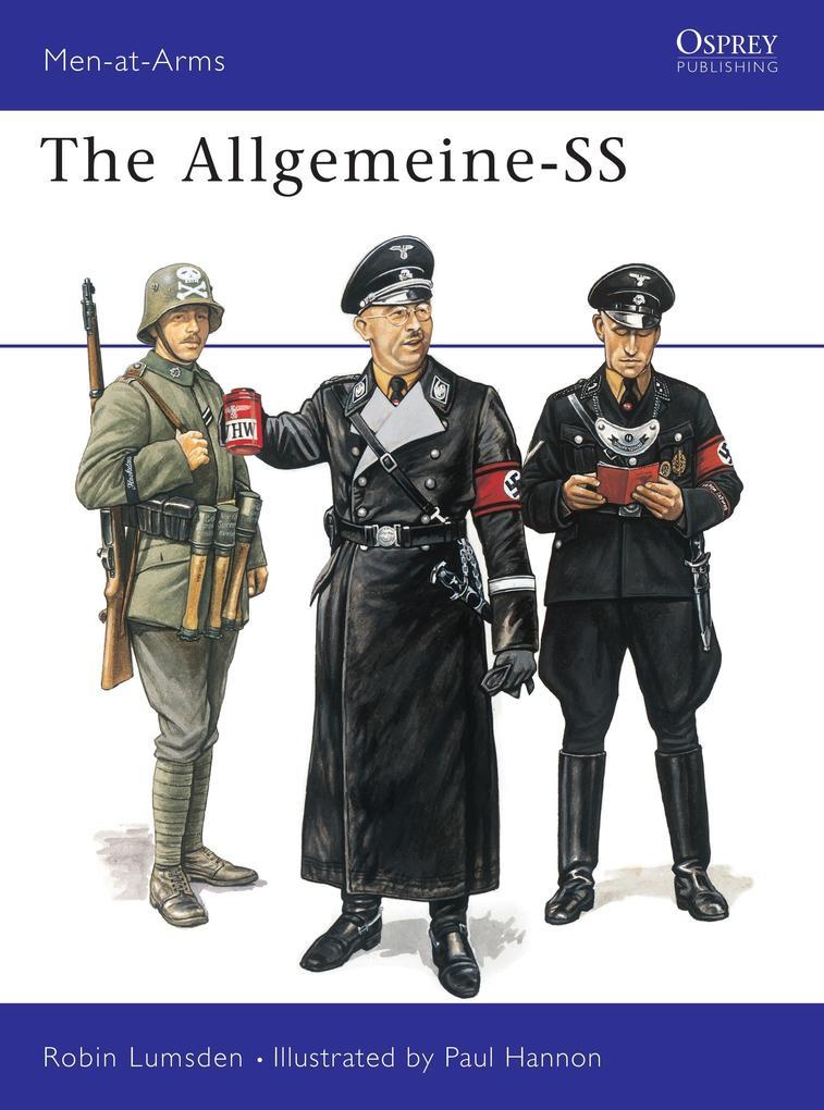 The Allgemeine SS als Taschenbuch