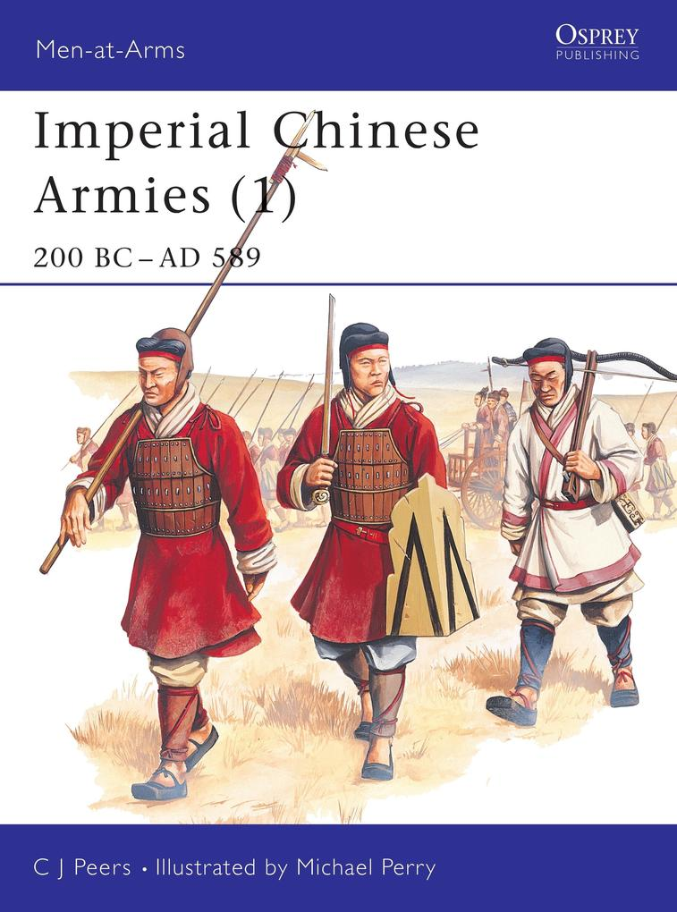 Imperial Chinese Armies als Buch