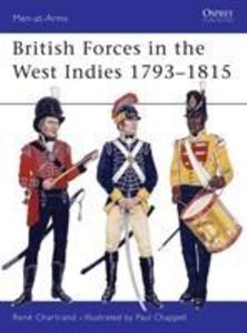 British Troops in the West Indies 1792-1815 als Taschenbuch