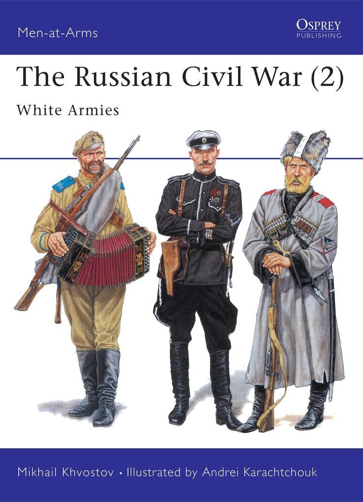 The Russian Civil War als Taschenbuch