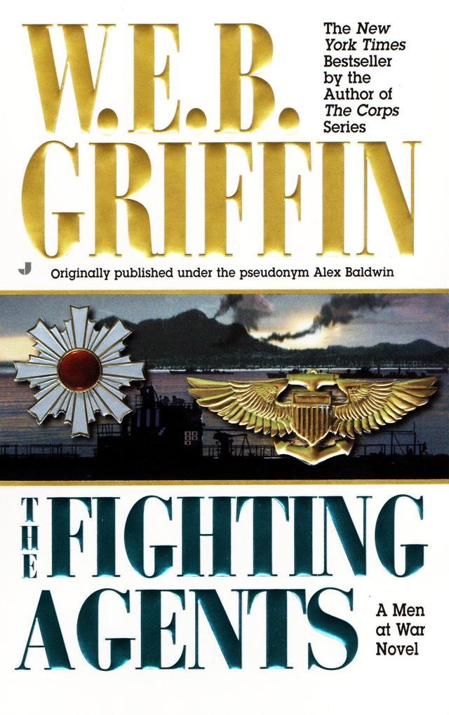 The Fighting Agents als Taschenbuch