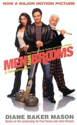 Men with Brooms: A Sweeping Epic als Taschenbuch