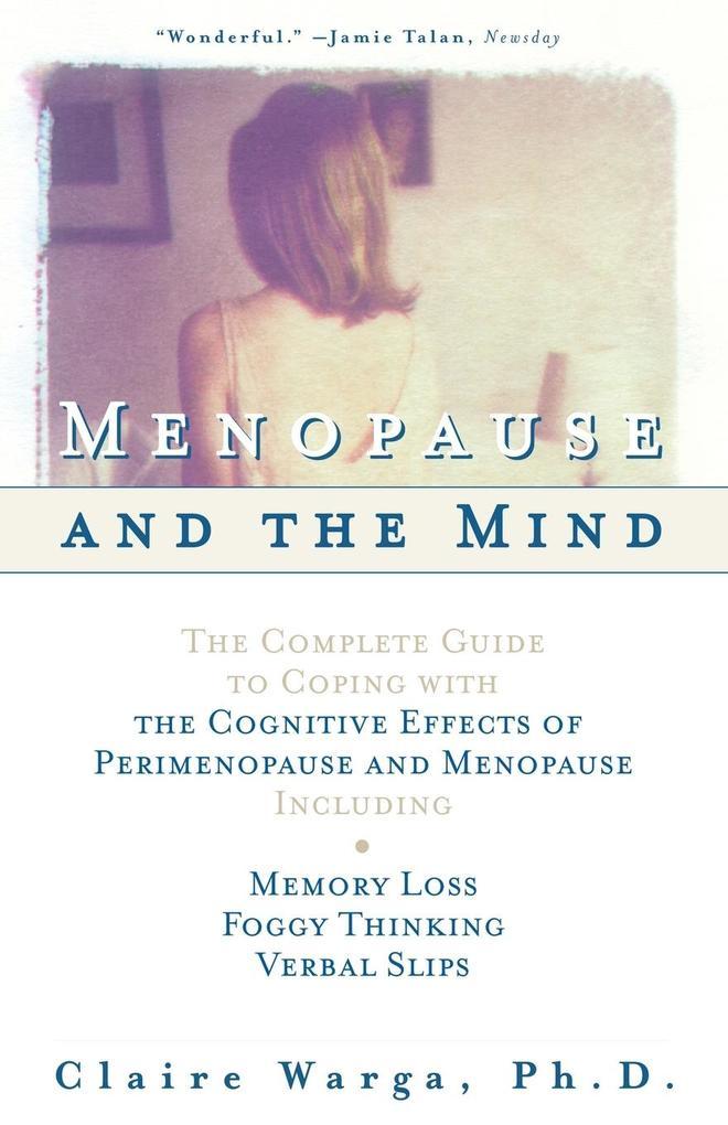 Menopause and the Mind als Taschenbuch
