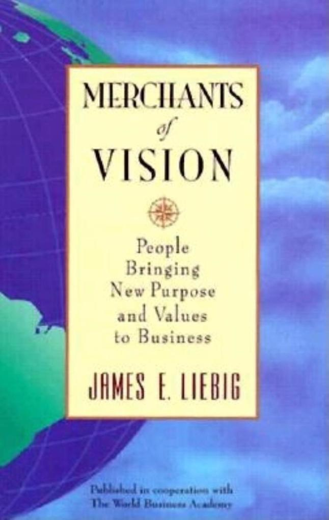 Merchants of Vision als Buch