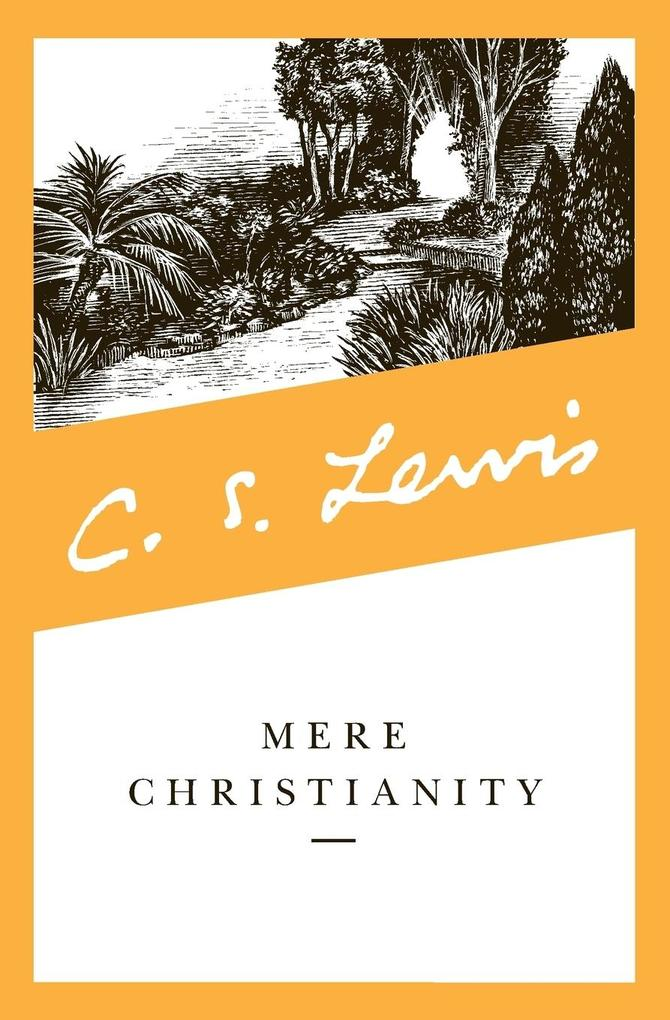Mere Christianity als Buch