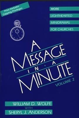 Message in a Minute, Volume 2 als Taschenbuch