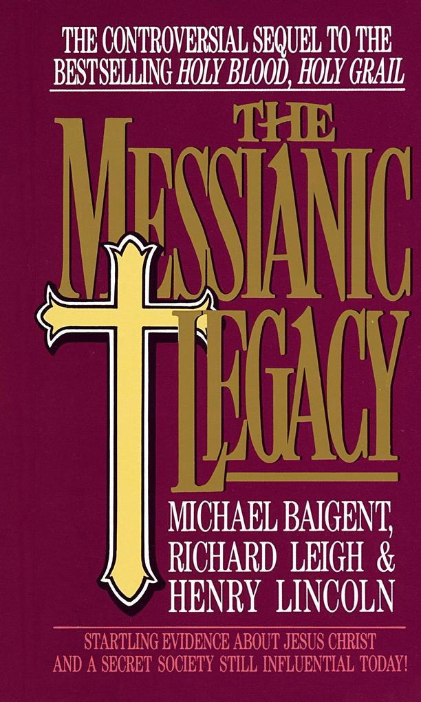 The Messianic Legacy als Taschenbuch