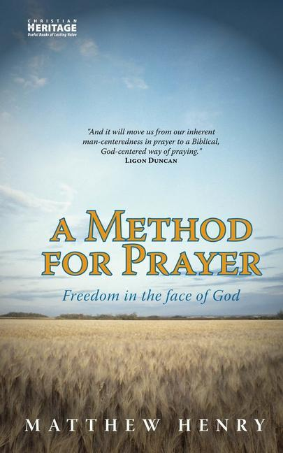 A Method for Prayer als Taschenbuch