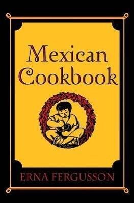 Mexican Cookbook als Taschenbuch