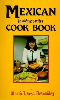 Mexican Family Favorites Cook Book als Taschenbuch
