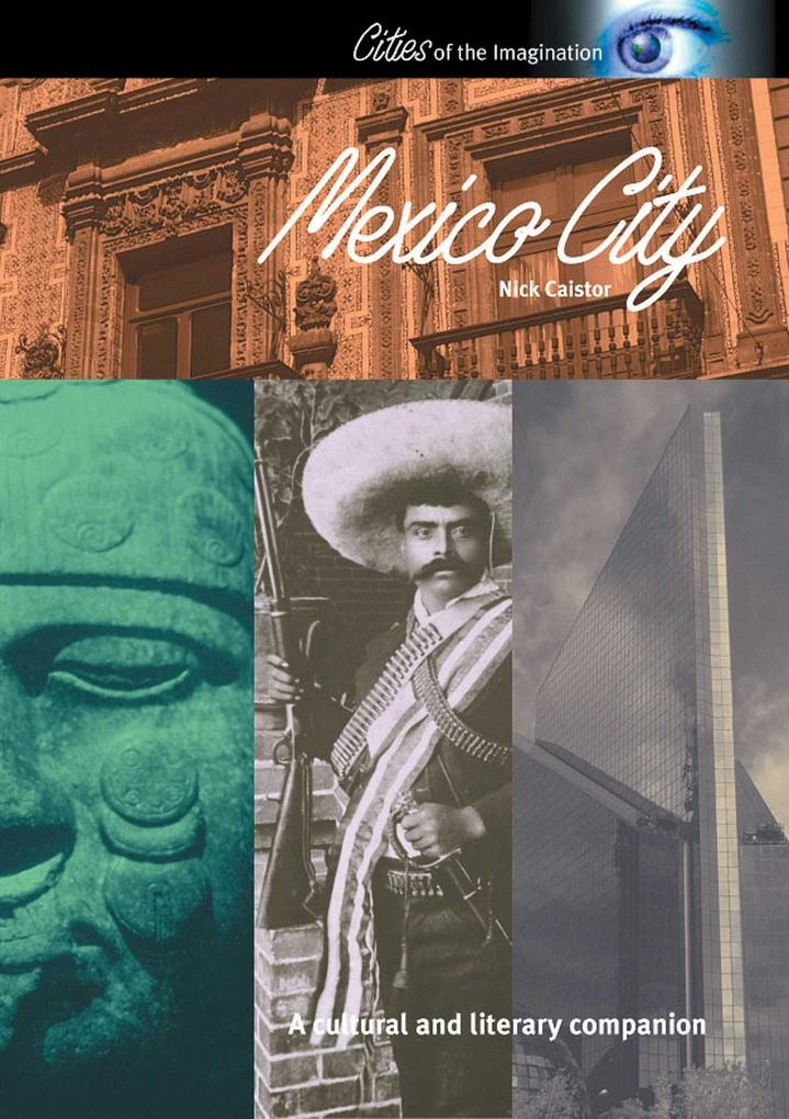 Mexico City: A Cultural and Literary Companion als Taschenbuch