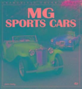 MG Sports Car als Taschenbuch